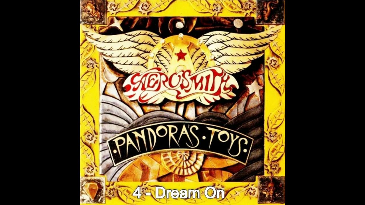 Aerosmith 1994 Pandora S Toys Full Album Youtube
