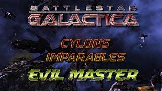 Battlestar Galactica Online Mejor Juego de Navegador Flota Cylon Imparable