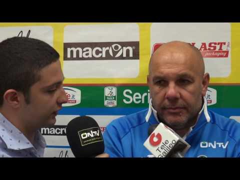ONTV: Bruno Tedino post Ternana-Pordenone (2-0)