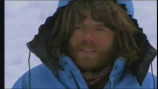 Reinhold Messner - Künstler-Bergsteiger