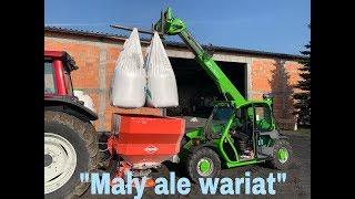 #198- Uzupełniamy (N)PK Wiosną - Merlo siłacz! Siew Nawozu 2019