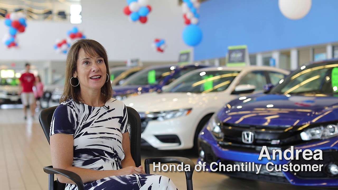 Honda Of Chantilly >> Honda Of Chantilly Review Longtime Sales And Service Customer Highly Recommends Honda Of Chantilly