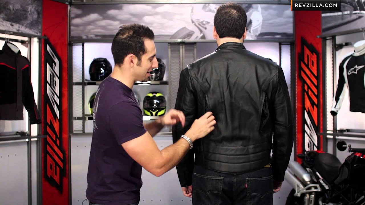 River Road Race Vented Leather Jacket Review At Revzilla