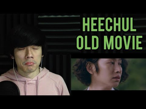 KIM HEECHUL 'Old Movie' MV Reaction   KIM HEECHUL SOLO DEBUT REACTION (Kim Heechul Savage?)