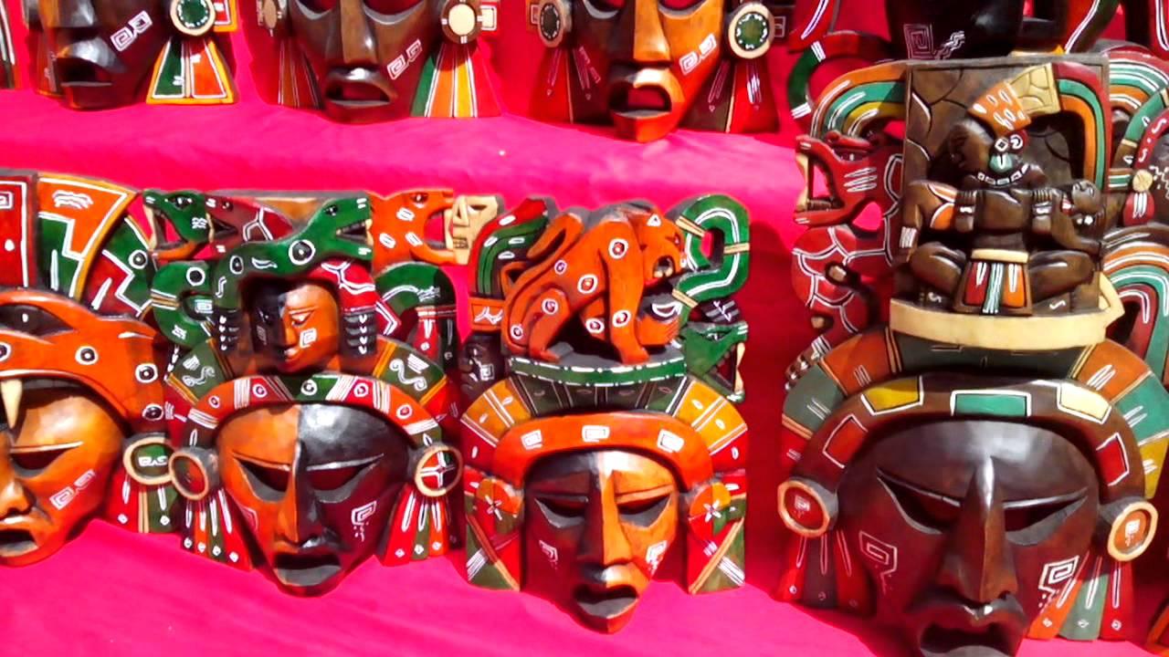 Artesanias Mayas Arte Maya