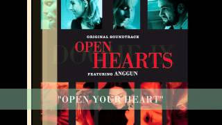 Watch Anggun Open Your Heart video