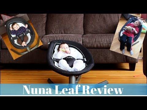 Nuna Leaf Review - Baby Swing