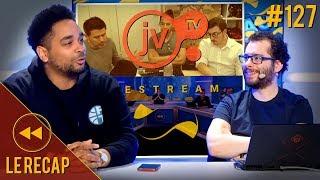 Annonce d'une Fusion JVTV et LeStream ? Encore un tour de folie de Vinz Magicien - Le Recap S3#127