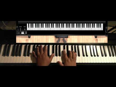 Who Can I Run To (by Xscape) - Piano Tutorial