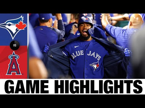 Blue Jays vs. Angels Game Highlights (8/11/21) | MLB Highlights