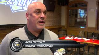 Towson Signing Day: Rob Ambrose and Greg Paynter Interviews