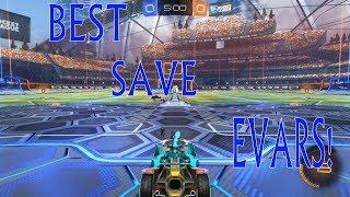 Best Save EVAR! - Rocket League