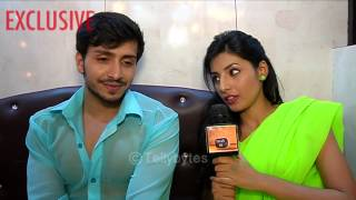 Repeat youtube video Param and Harshita aka Randhir and Sanyukta of Sadda Haq talks about MONSOON SPECIAL