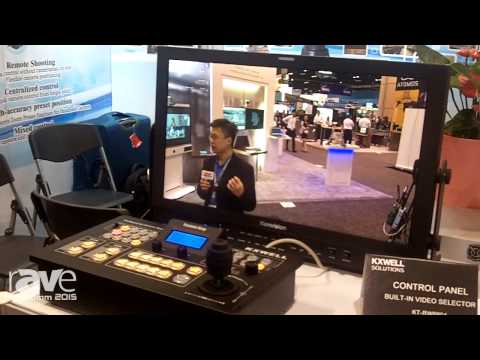 InfoComm 2015: KXWELL Solutions Details Professional Control Panel Technology