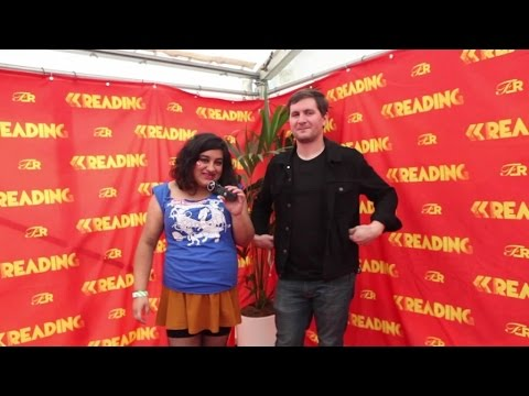 The Menzingers - Interview at Reading Festival 2015