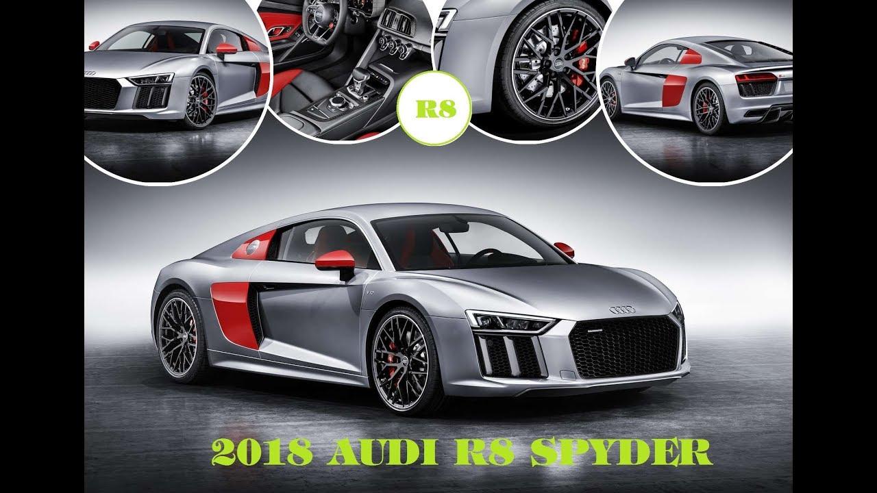Audi R V Plus Audi Sports Car Audi R Price Photos And Specs - Price of audi sports car