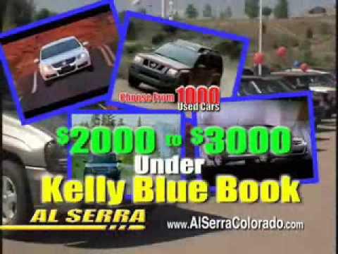 Al Serra Used Cars >> Al Serra Chevrolet Volkswagen Used Colorado Springs 888 Sale