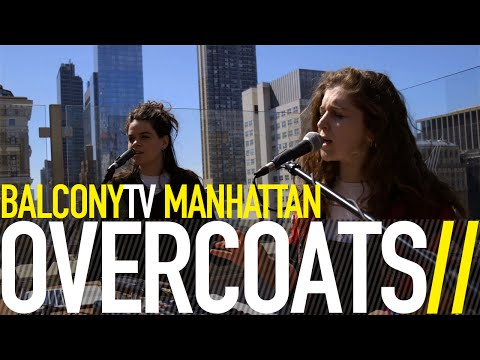 OVERCOATS - THE FOG (BalconyTV)