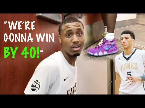 """""""WE'RE GONNA WIN BY 40!"""" JQ & Luther Muhammad Talk Smack & EMBARRASS Opponent!"""