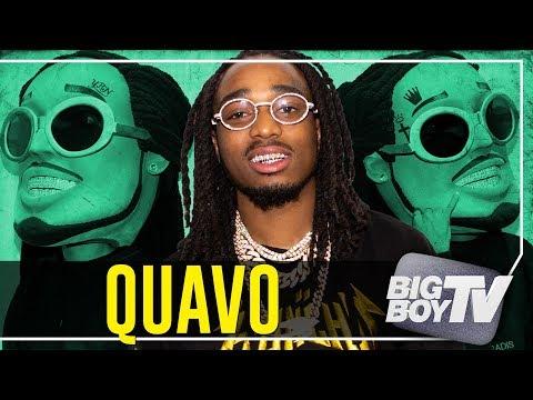 - Quavo Talks About Drake, AMA's & His Relationship Status