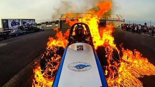GoPro Awards: Epic Gasoline Burnout