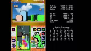 [TAS] Tetris DS Endless Marathon 99999999 in 45:45.457 by veup