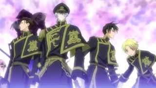 Anime : 07 - Ghost Song : Linkin park Across the line **NOTE: This AMV is made with non-profit or does not represent another company. I do not own the ...