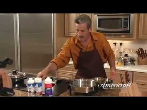 Kitchen Craft Cookware How to clean your cookware New