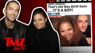 Janet Jackson Gives Birth To A Baby Boy | TMZ TV