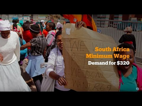 Money Talks: South Africa's plan for a minimum wage