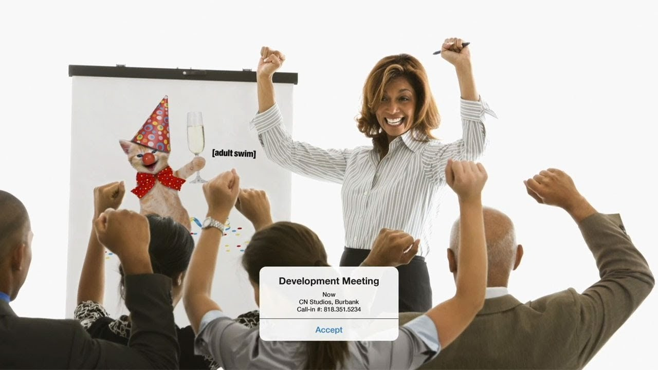 Pitch Adult Swim   Development Meeting   Adult Swim