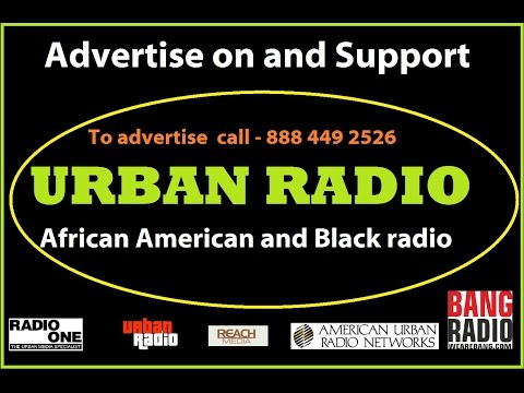 advertise on african american+urban radio shows+stations