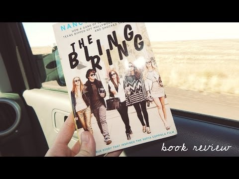 The Bling Ring by Nancy Jo Sales   Book Review