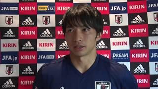 日本代表 柴崎岳より応援いただいた皆様へ「今まで以上にサポーターをそばに感じることができました」 柴崎岳 検索動画 30
