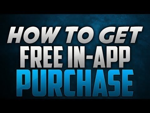 how to get in app purchases for free ios 11