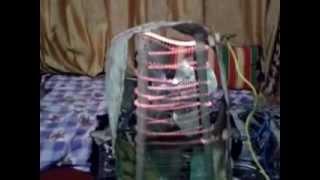 بصرى الشام اختراع هام من اجل التدفئة