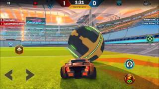 Speedback Turbo League  - Mobile Rocket League Android