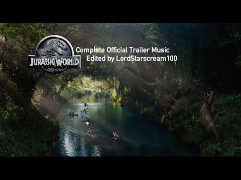 Jurassic World - Official Trailer Music