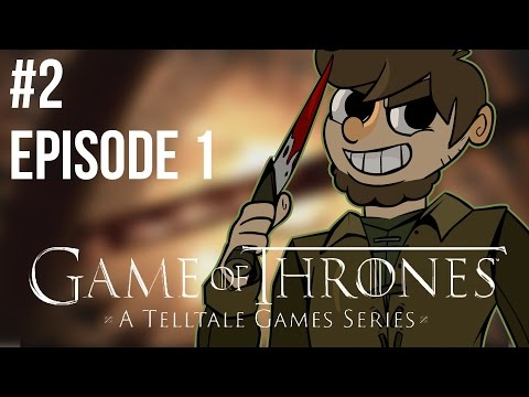 Game Of Thrones: Episode 1 - Part 2 - Gameplay/Walkthrough