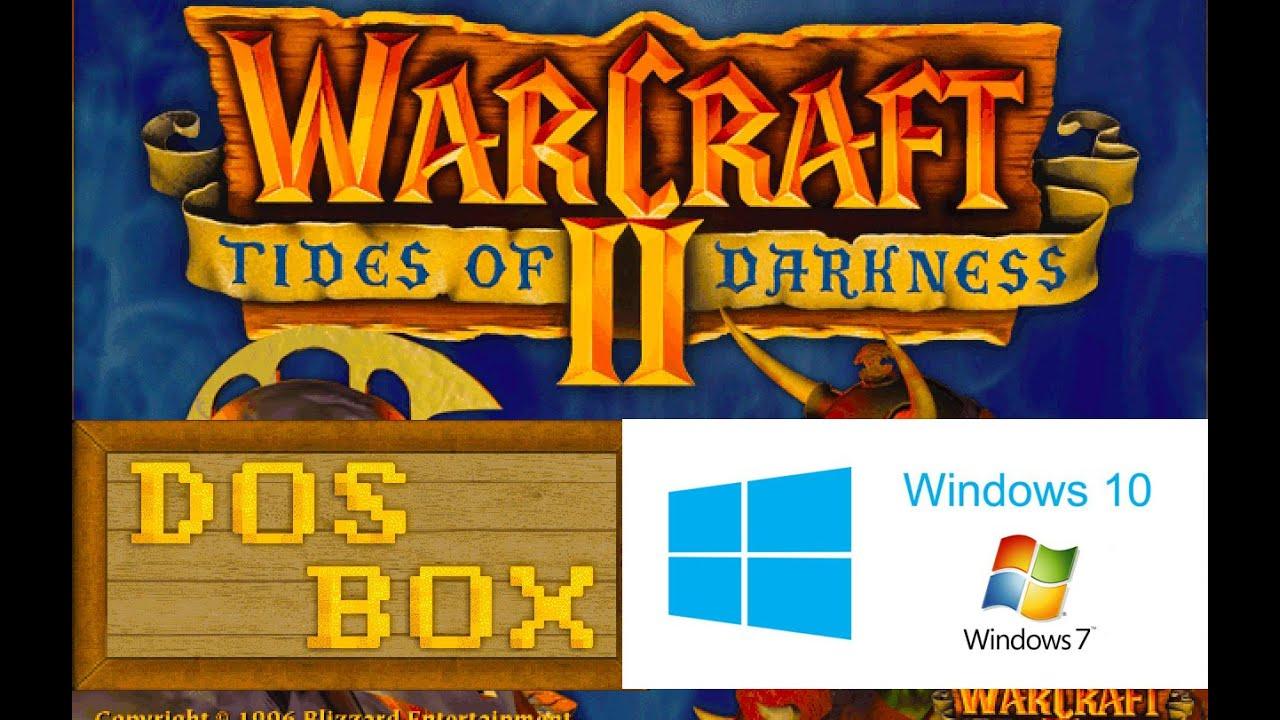 warcraft 2 dosbox download
