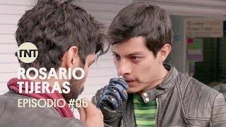 Rosario Tijeras S01E06 Don Gonzalo se lleva a Delia