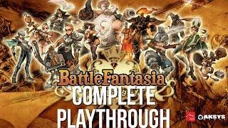 Battle Fantasia (Playthrough)