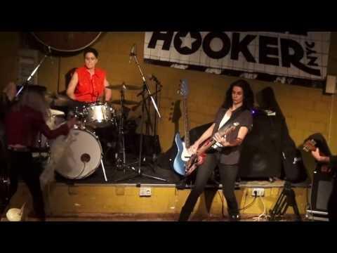 Jane Lee Hooker, Blues Garage, 03.03.2017