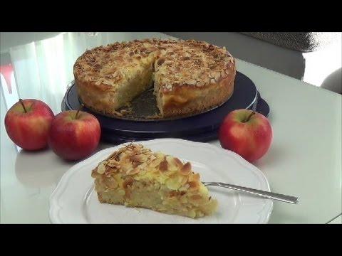 Thermomix Tm 5 Apfelkuchen Mit Schmandguss Und Mandelplattchen