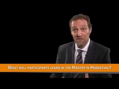 International Master in Marketing