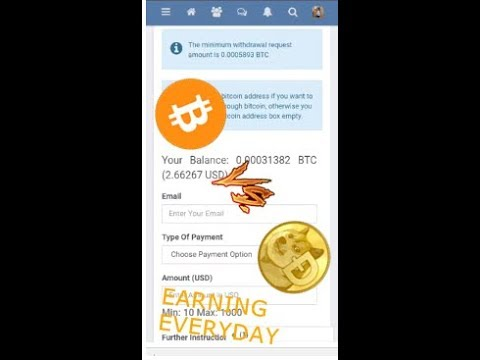 Instamage.net - Withdrawal Dogecoin 1000% Profit