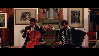 Misirlou (Traditional Greek Song) / Cello - Accordion Duo - Duo Made in Belgium