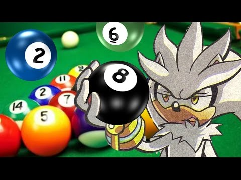 Let's Play Sonic the Hedgehog 2006 Part 11: Silver Rings and Playing Billiards
