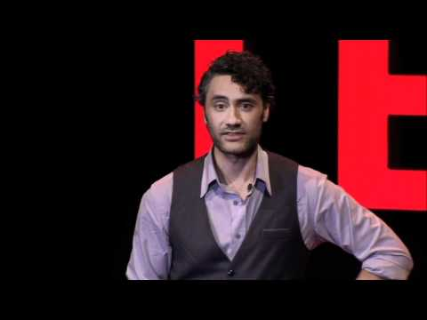The Art of Creativity  Taika Waititi  TEDxDoha
