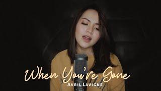 When You're Gone | Avril Lavigne (Fatin Majidi Cover)